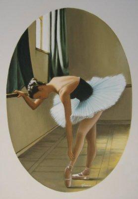 Ballerina in un interno 50x70 2009.jpg