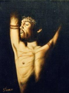 Cristo alla colonna 30x40 1987.JPG