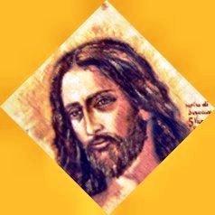 Cristo su papiro 145x145 1987.JPG
