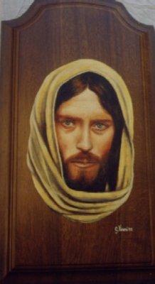 Il Cristo2-Omaggio a Zeffirelli 32x58 tavola 2002.jpg