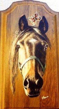 Il cavallo e la farfalla 32x58 tavola 2003.jpg