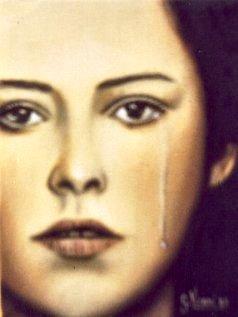 La lacrima 18x24 1988.JPG