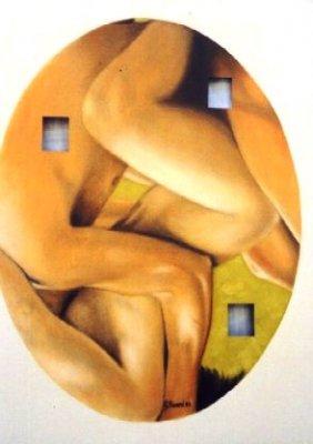 Lamore 40x50 buchi 2002.jpg