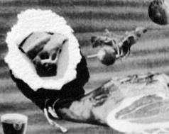 Natura morta con pane- collage su compensato 1975.JPG