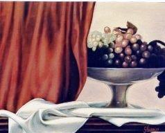 Natura morta con uva 50x40 1987.JPG