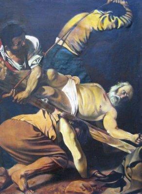 Omaggio a Caravaggio 50x66 1959.jpg