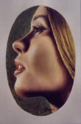 Profilo di donna 20x30 2004.jpg